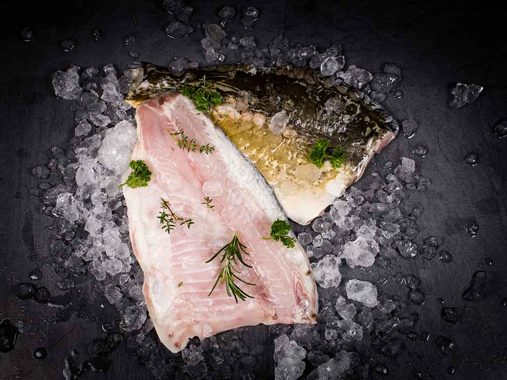 Sortiment Fisch