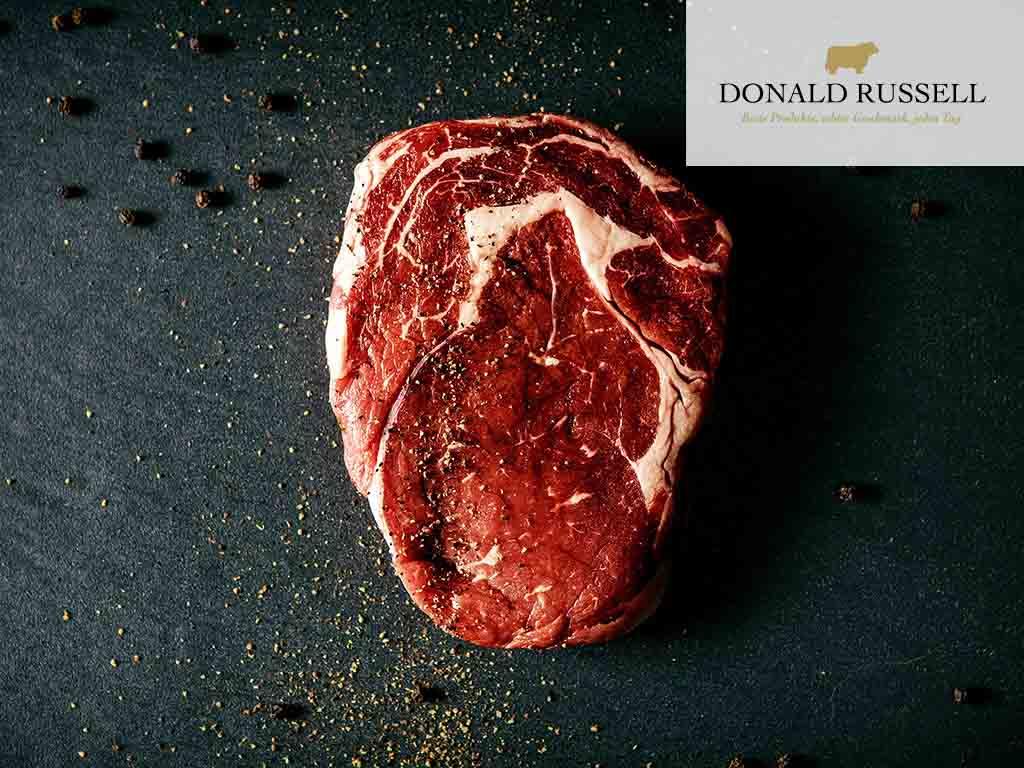 Rindfleisch aus Schottland