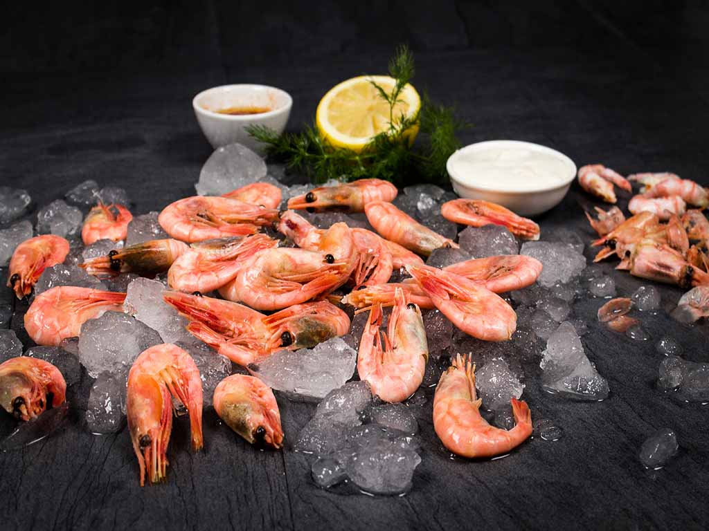 Sortiment Seafood
